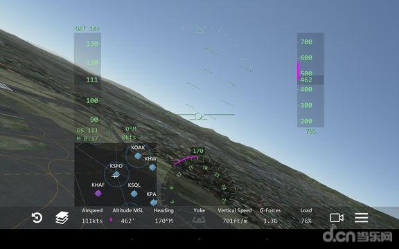 无限试飞截图