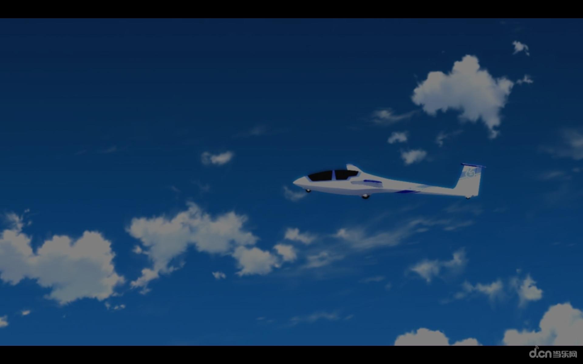 飞向梦想的天空歌谱