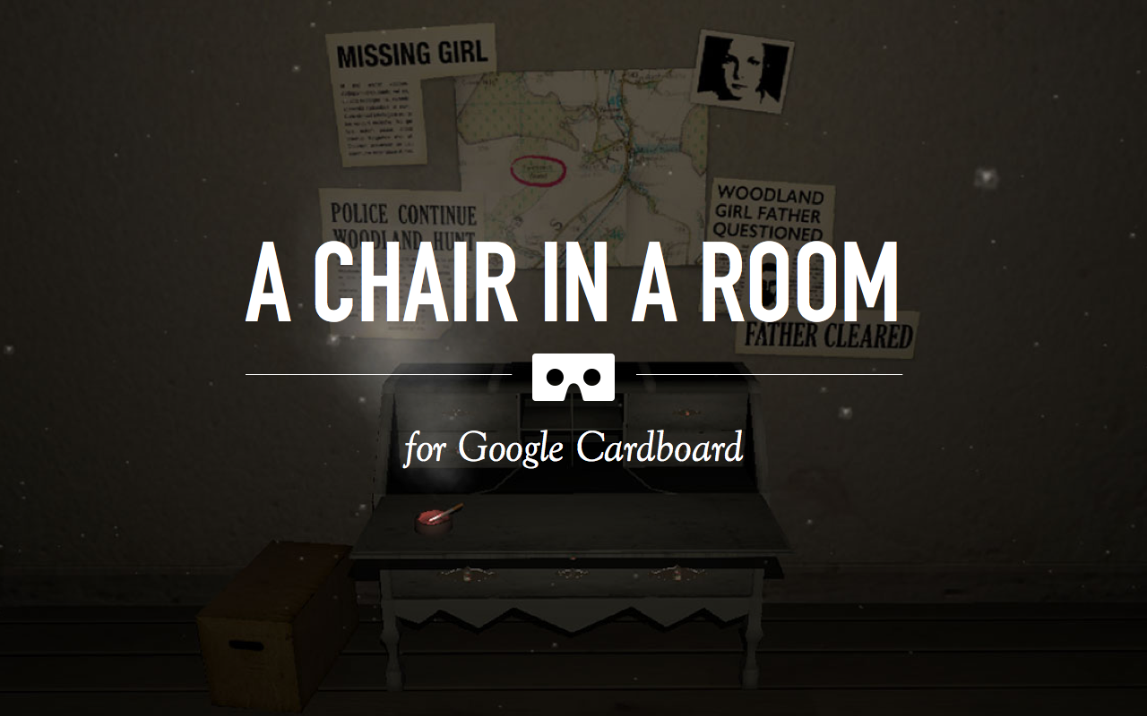 房间中的椅子VR图3