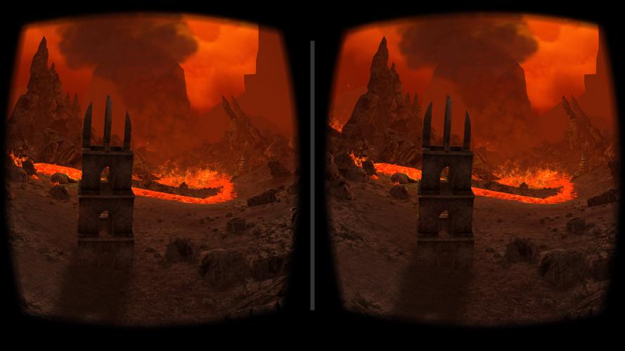 火山漫游VR图1