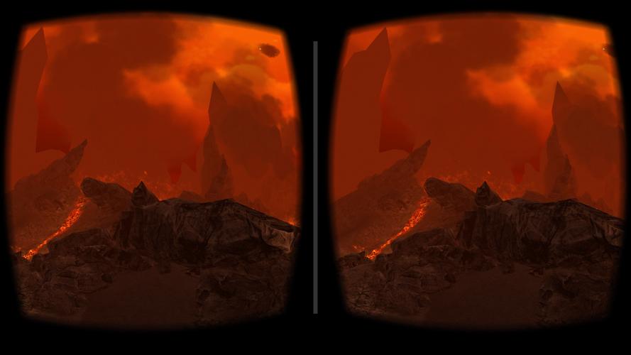 火山漫游VR图3