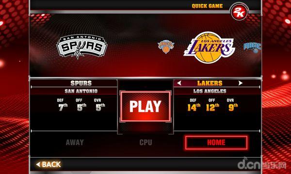 NBA2K15直装版(含数据包)截图