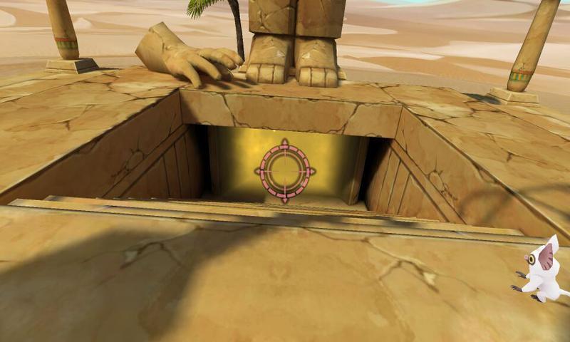 希尼和操纵王之墓汉化版图4