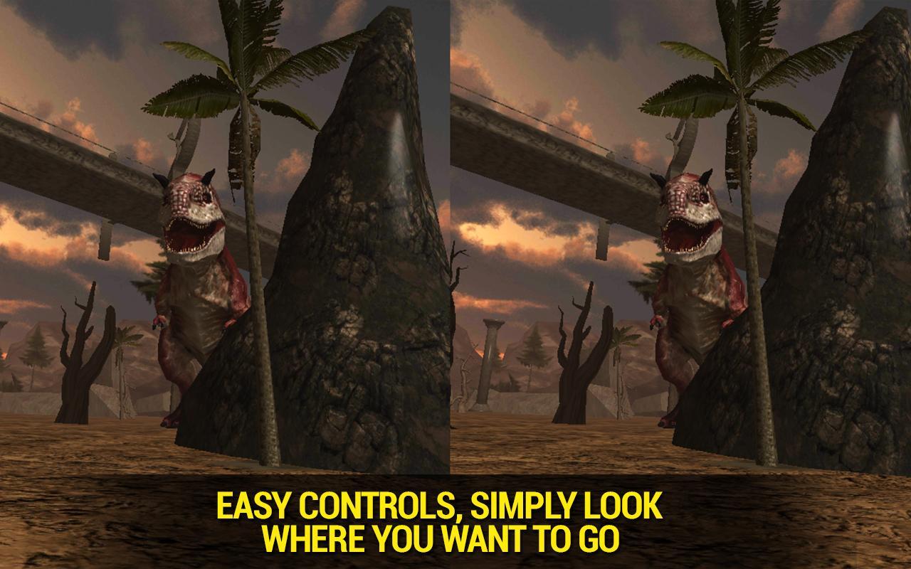 重返侏罗纪VR图2