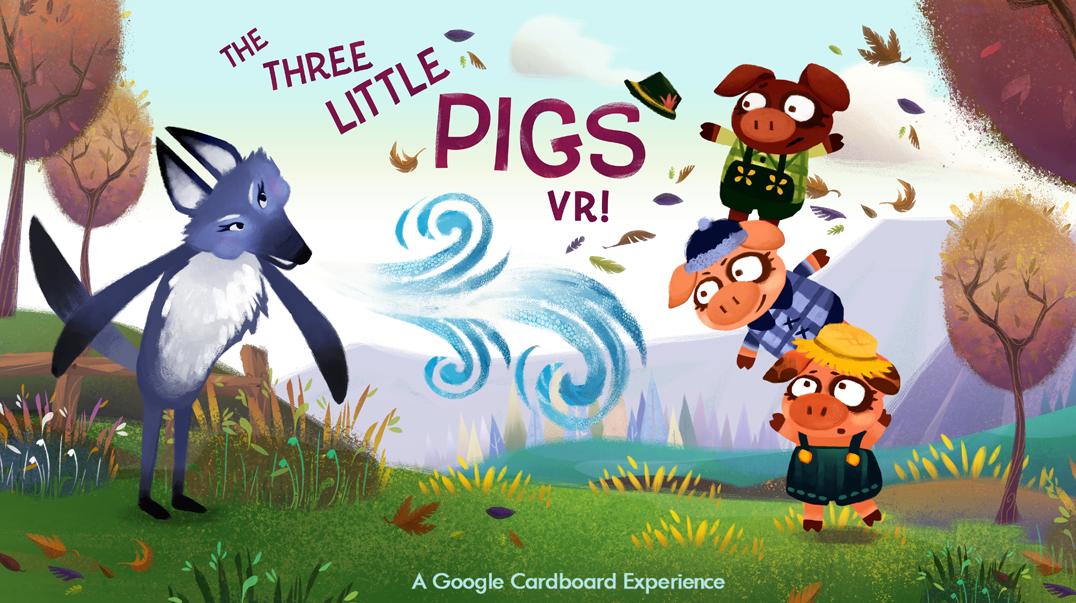 三只小猪VR图1