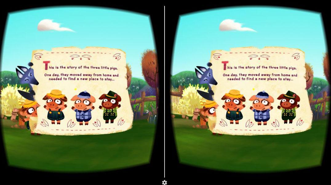 三只小猪VR图4