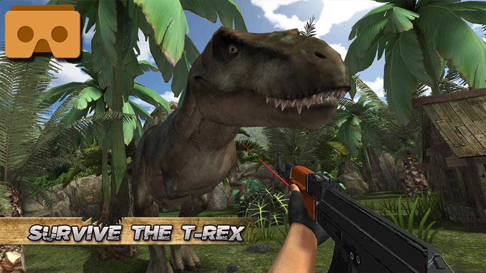 侏罗纪原始猎人VR图2
