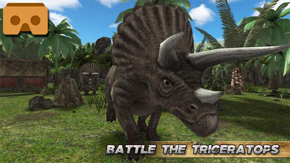 侏罗纪原始猎人VR图3
