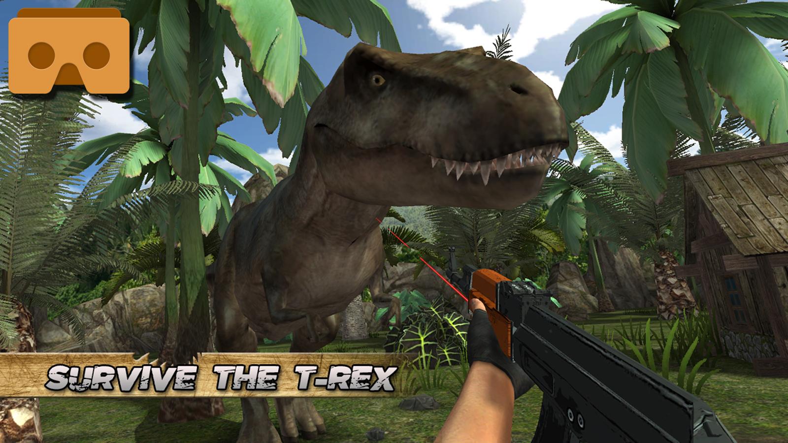 侏罗纪原始猎人VR图5