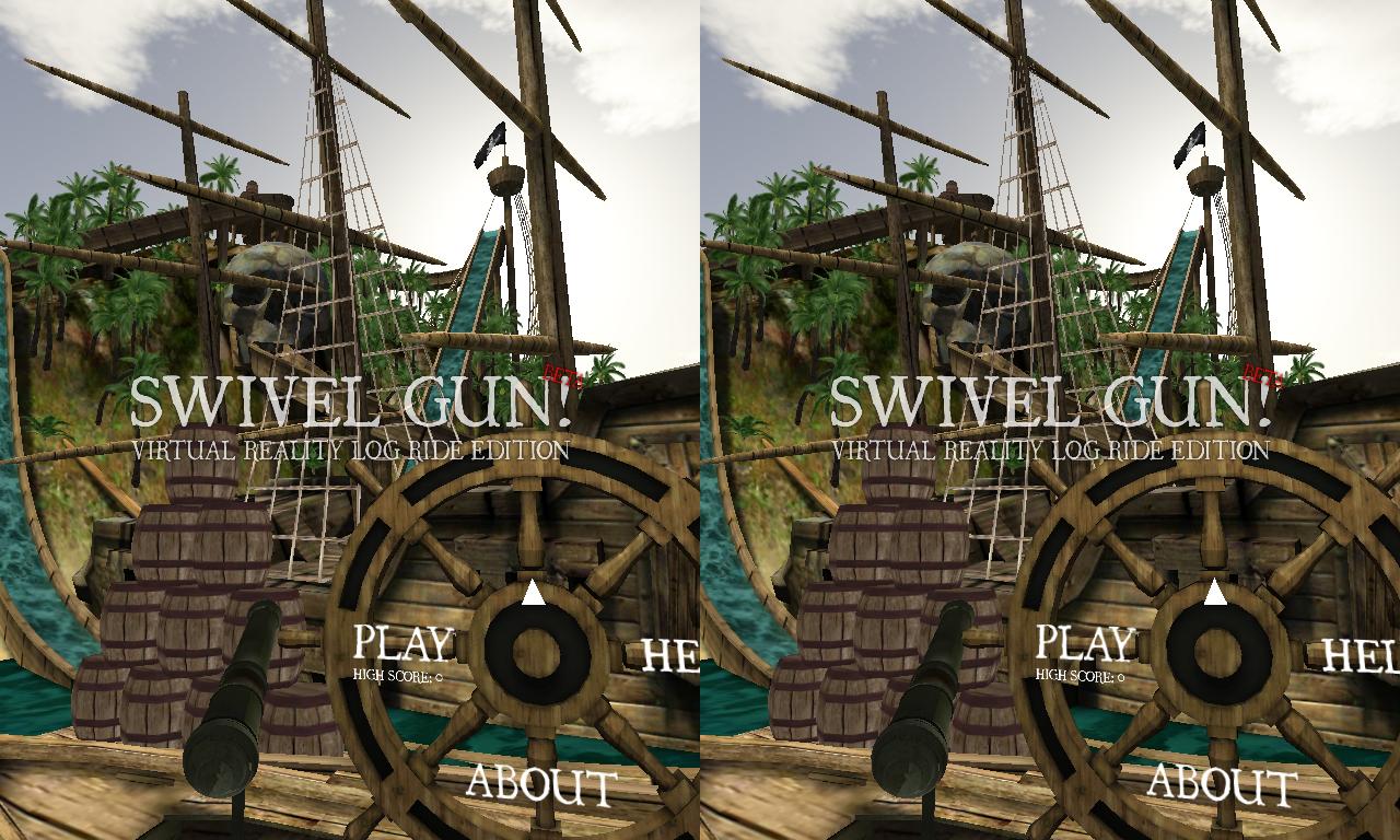 回旋枪VR图1