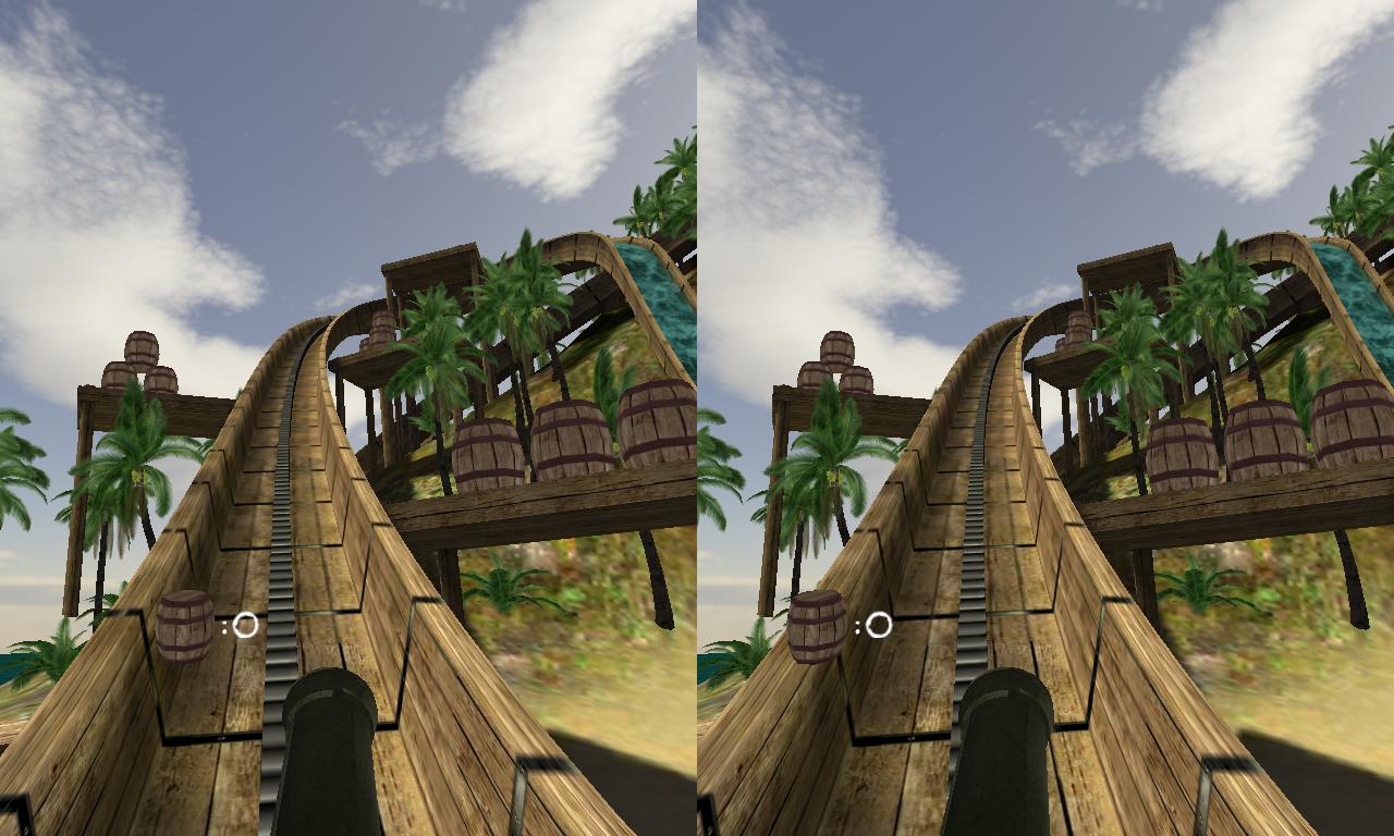 回旋枪VR图2