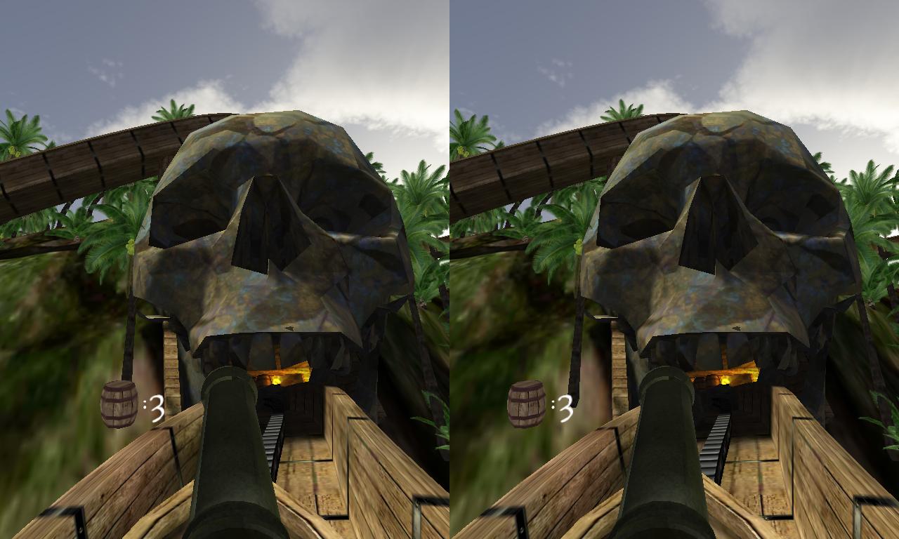 回旋枪VR图3
