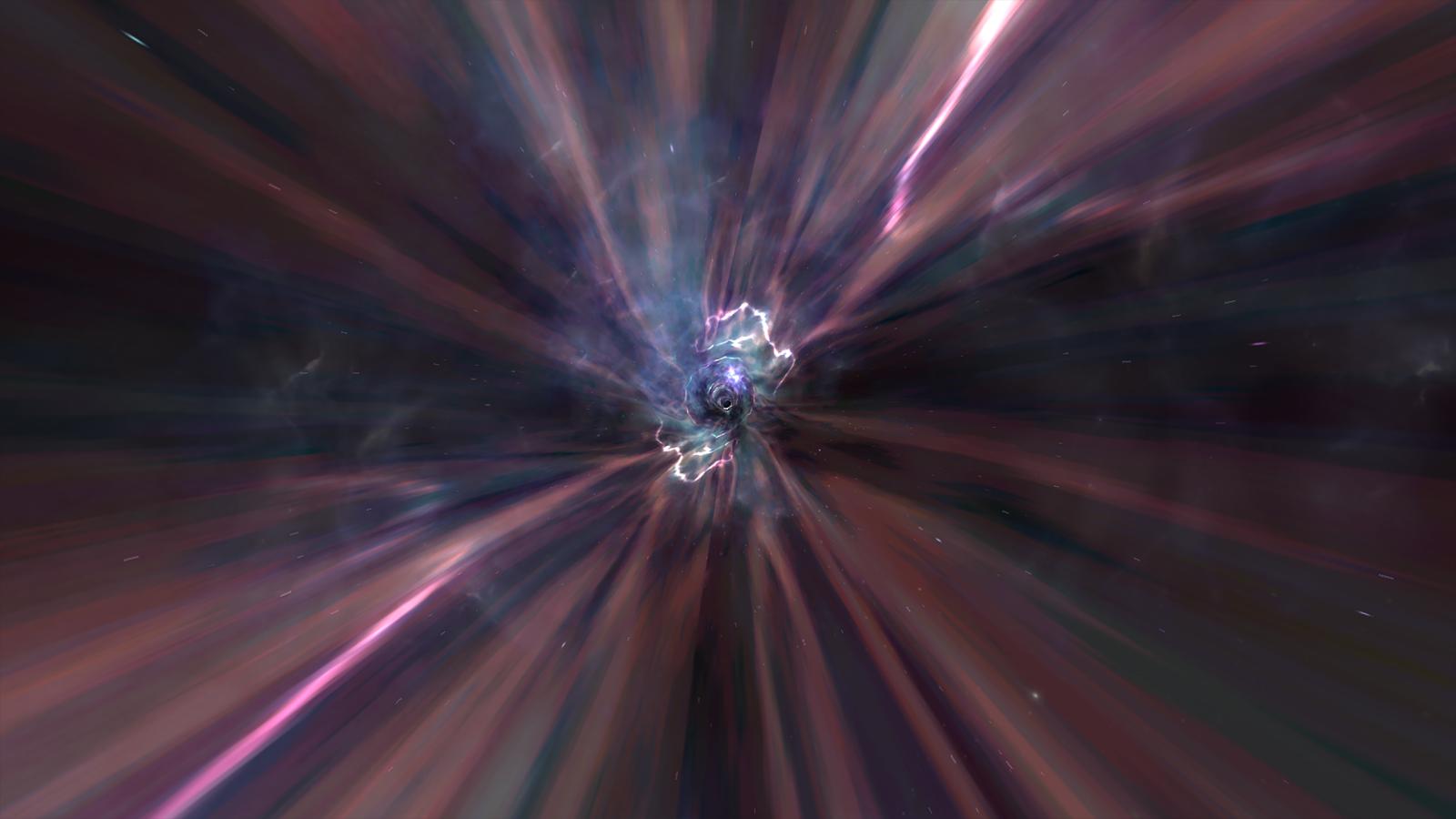 银河跑酷VR图1