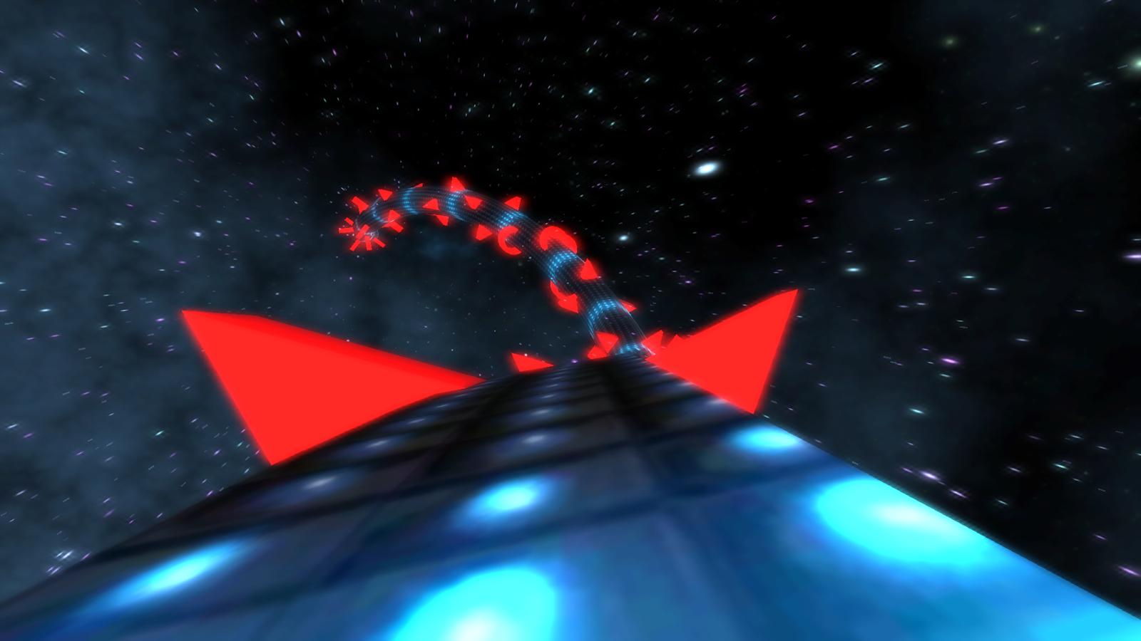 银河跑酷VR图2