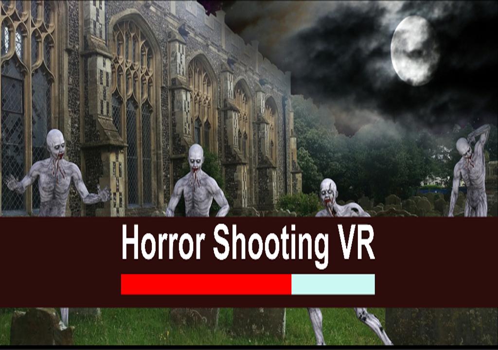 恐怖射击VR图1