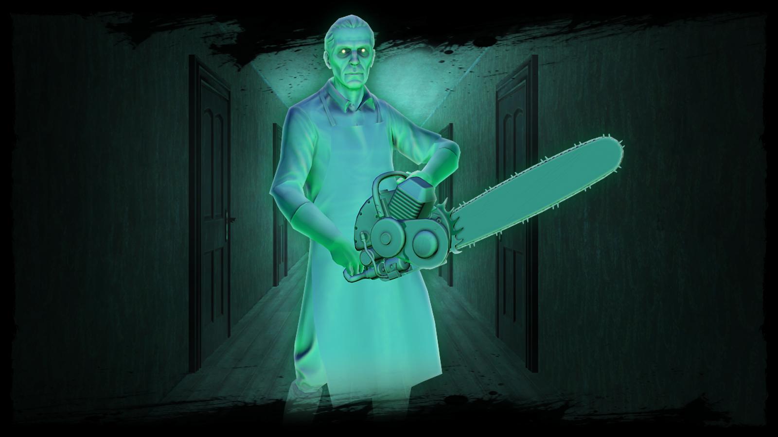 闹鬼的房间:逃脱游戏VR图1