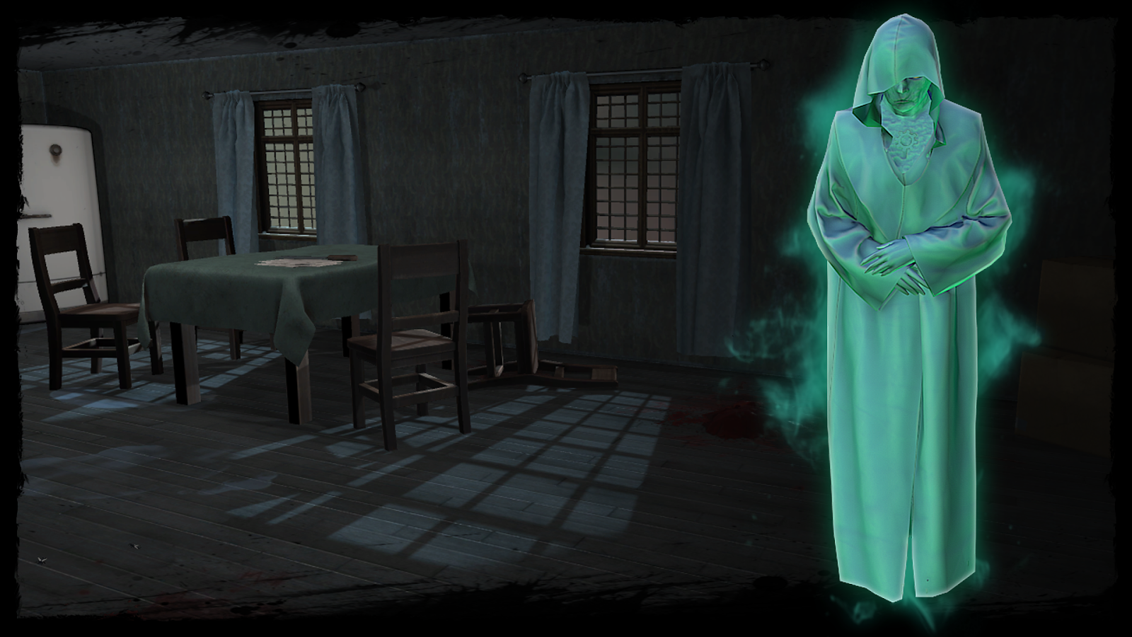 闹鬼的房间:逃脱游戏VR图2