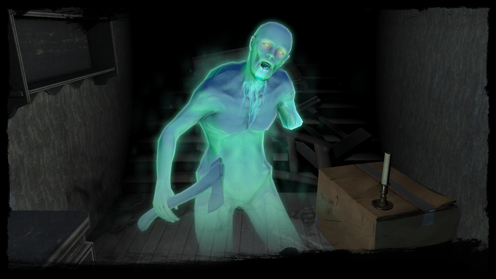 闹鬼的房间:逃脱游戏VR图3