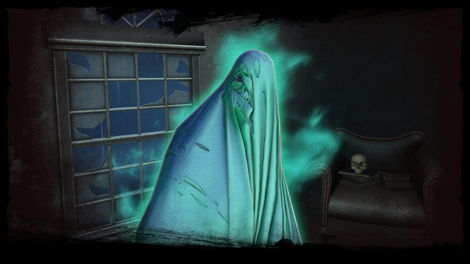 闹鬼的房间:逃脱游戏VR图4