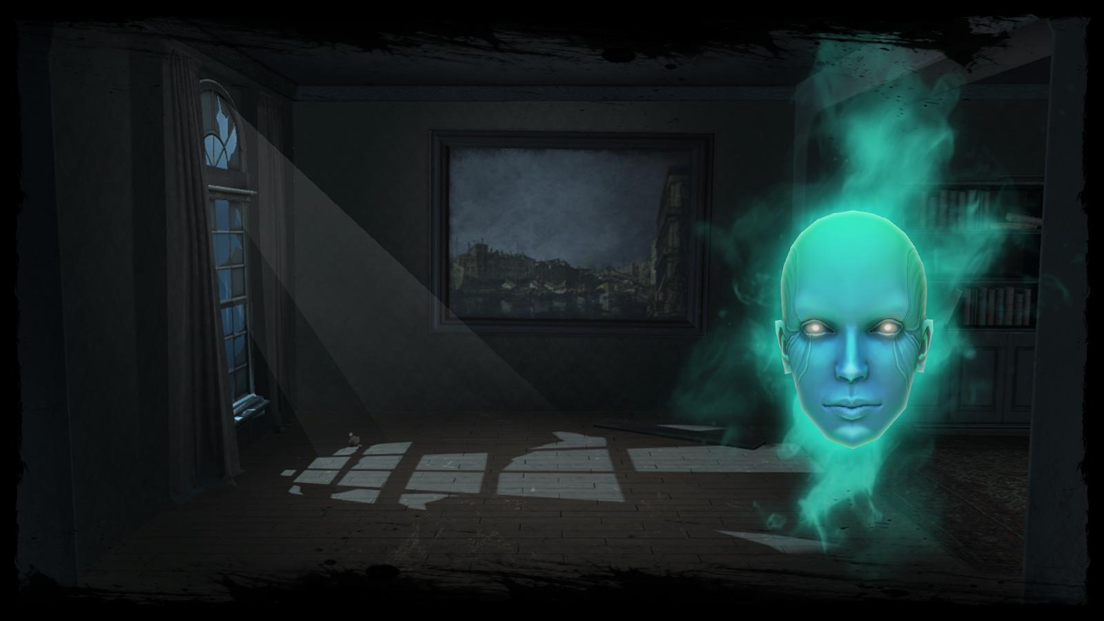 闹鬼的房间:逃脱游戏VR图5